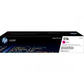 117A Magenta | W2073A (HP) лазерный картридж - 700 стр, пурпурный