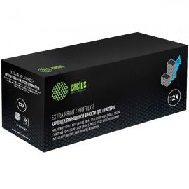 Cactus premium 12A Black | Q2612A совместимый лазерный картридж, черный 3000 стр.