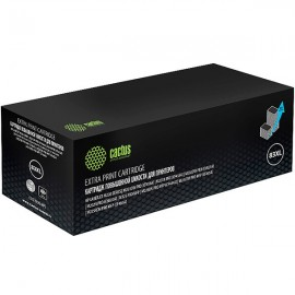 Cactus premium 83X Black | CF283X совместимый лазерный картридж, черный 3000 стр.