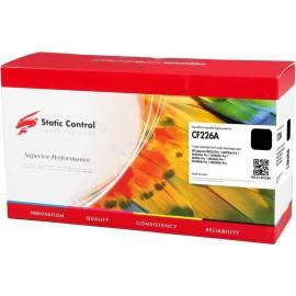 Static Control SF226A совместимый 26A Black   CF226A, 3100 стр., черный