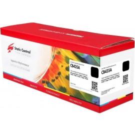 35A Black | CB435A (Static Control) лазерный картридж - 1500 стр, черный