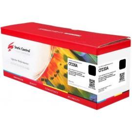 30A Black | CF230A (Static Control) лазерный картридж - 1600 стр, черный