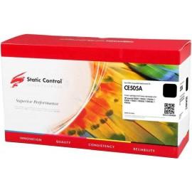 05A Black | CE505A (Static Control) лазерный картридж - 2300 стр, черный