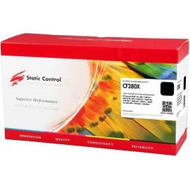 Static Control VF280X совместимый 80X Black | CF280X, 6800 стр., черный