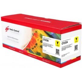 130A Yellow | CF352A (Static Control) лазерный картридж - 1000 стр, желтый