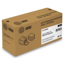 80A Black | CF280A (Cactus PR) лазерный картридж - 2700 стр, черный