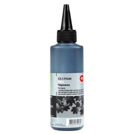 PG-40   0615B025 (Cactus) чернила - 100 мл, черный