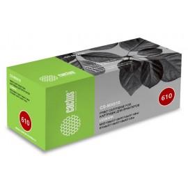 Cactus CS-MX610 совместимый с Lexmark 60F5H0E Black тонер картридж 10 000 стр., черный