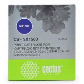 NX-1500 (Cactus) матричный картридж - 2 млн знаков, черный