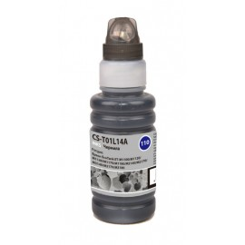 110s Black | C13T01L14A (Cactus) ink tankкартриджи - 70 мл, черный