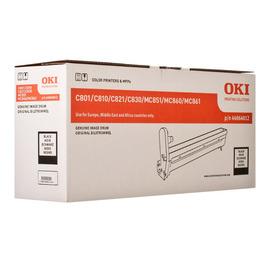 OKI 44064012 оригинальный фотобарабан ресурс печати - 20 000 страниц, черный