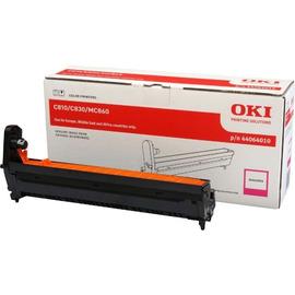 OKI 44064010 оригинальный фотобарабан ресурс печати - 20 000 страниц, пурпурный