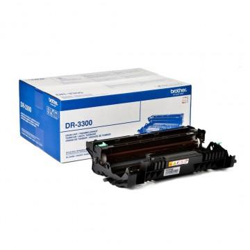 Brother DR-3300 DU оригинальный фотобарабан - черный, 30000 стр
