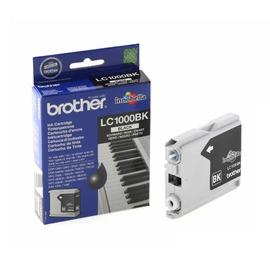 LC1000B оригинальный струйный картридж Brother чёрный, ресурс печати - 500 страниц