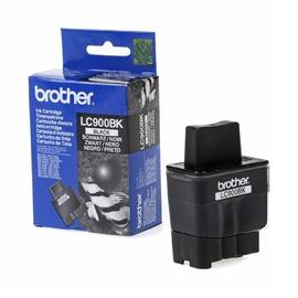 LC-900BK Black струйный картридж Brother, 500 стр., черный