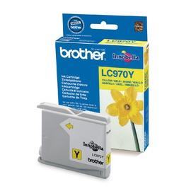 LC-970Y Yellow струйный картридж Brother, 300 стр., желтый