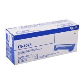 TN 1075 оригинальный тонер картридж Brother чёрный, ресурс печати - 1000 страниц