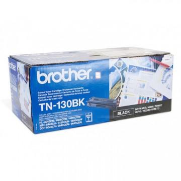 Brother TN-130Bk оригинальный тонер картридж - черный, 2500 стр