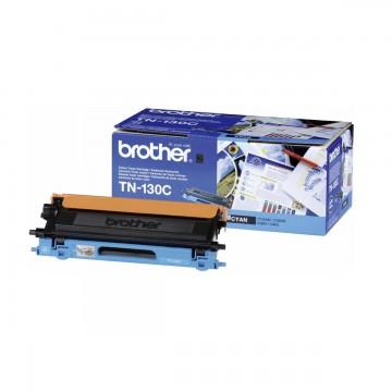 Brother TN-130C оригинальный тонер картридж - голубой, 1500 стр