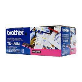 TN-135M (Brother) тонер картридж - 4000 стр, пурпурный