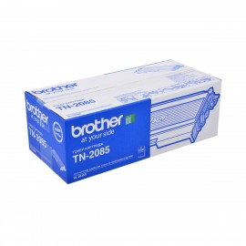 TN-2085 (тонер Brother) тонер картридж - 1500 стр, черный