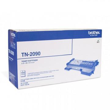 Brother TN-2090 оригинальный тонер картридж - черный, 1000 стр