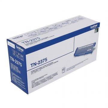 Brother TN-2375 оригинальный тонер картридж - черный, 2600 стр