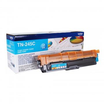 Brother TN-245C оригинальный тонер картридж - голубой, 2200 стр