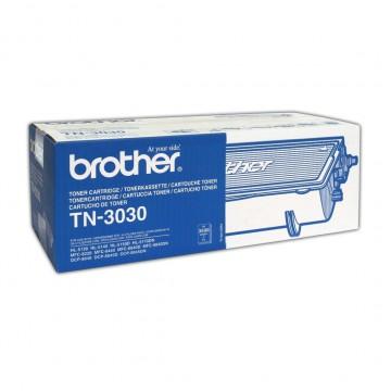 TN 3030 оригинальный тонер картридж Brother чёрный, ресурс печати - 3500 страниц