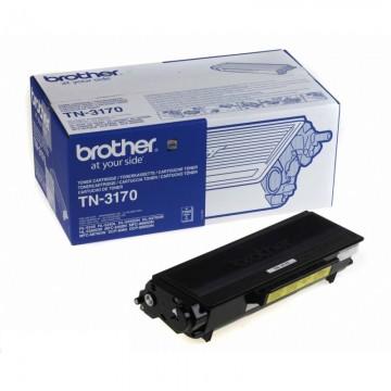 Brother TN-3170 оригинальный тонер картридж - черный, 7000 стр