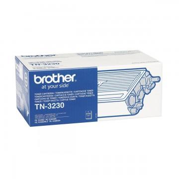TN 3230 оригинальный тонер картридж Brother чёрный, ресурс печати - 3000 страниц
