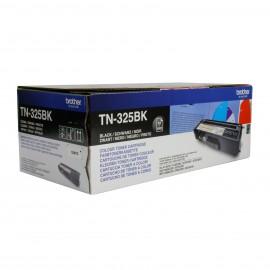 TN 325Bk оригинальный тонер картридж Brother чёрный, ресурс печати - 4000 страниц