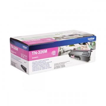 Brother TN-326M оригинальный тонер картридж - пурпурный, 3500 стр