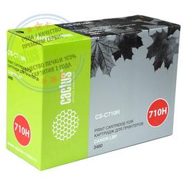 Cactus CS-C710H premium лазерный картридж аналог Canon 710H чёрный