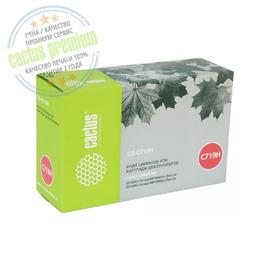 Premium CS-C719H лазерный картридж Cactus 719H | 3480B002, 6400 стр., черный