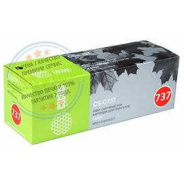 Premium CS-C737 лазерный картридж Cactus 737 | 9435B004, 2400 стр., черный