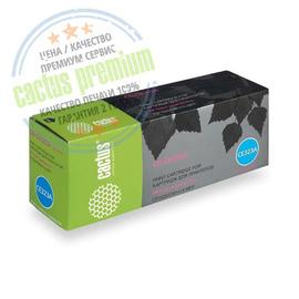 128A Magenta | CE323A (Cactus PR) лазерный картридж - 1300 стр, пурпурный