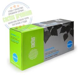 Cactus CS-CE401A Premium совместимый картридж аналог HP CE401A голубой, ресурс - 6000 страниц