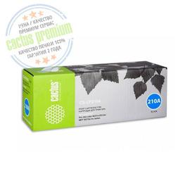 Premium CS-CF210A лазерный картридж Cactus 131A Black | CF210A, 1600 стр., черный