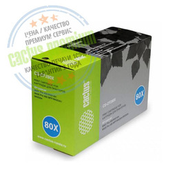 80X Black | CF280X (Cactus PR) лазерный картридж - 6900 стр, черный