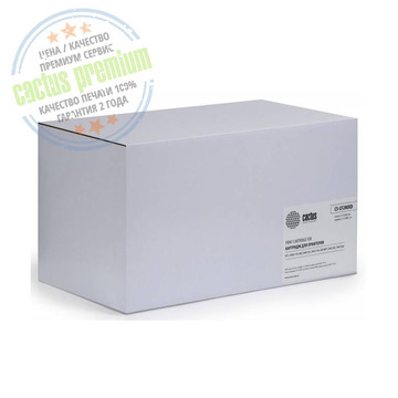 Premium CS-CF280XD лазерный картридж Cactus 80X D Black | CF280XF, 13800 стр., черный
