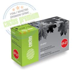 Premium CS-EP27S лазерный картридж Cactus EP-27 | 8489A002, 2500 стр., черный