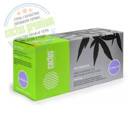 Cactus CS-FAD412A Premium совместимый картридж аналог Panasonic KX-FAD412A7 чёрный, ресурс - 6000 страниц