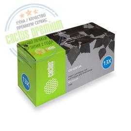 Premium CS-Q2613X лазерный картридж Cactus 13X Black | Q2613X, 4000 стр., черный