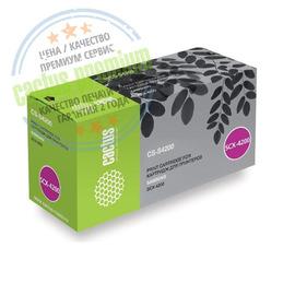 Premium CS-S4200S лазерный картридж Cactus SCX-D4200A Black | SV184A, 3000 стр., черный