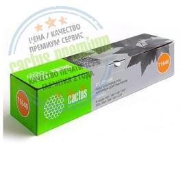 Cactus CS-T-1640E Premium совместимый картридж аналог Toshiba T-1640E чёрный, ресурс - 24000 страниц