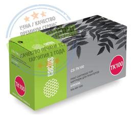 Cactus CS-TK100 premium лазерный картридж аналог Kyocera TK-100 чёрный