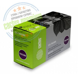 Premium CS-TN3380 тонер картридж Cactus TN-3380 Toner, 8000 стр., черный