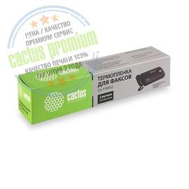 Premium CS-TTRP52 факсовая плёнка Cactus KX-FA52A Thermofilm, 2х30м, черный