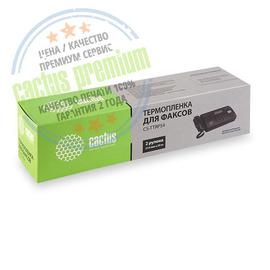 Premium CS-TTRP54 факсовая плёнка Cactus KX-FA54A Thermofilm, 2х35м, черный